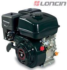 MOTORE COMPLETO LONCIN G 200 A BENZINA 6,5HP ALBERO CONICO D.23 tipo lombardini