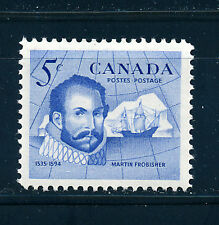 CANADA 1963 SIR MARTIN FROBISHER COMMEMORATION SG537  MNH