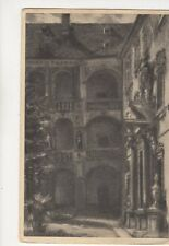 Bressanone Palazzo Vescoville Italy Vintage Postcard 105b