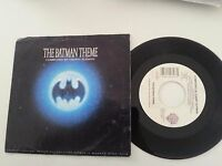 "THE BATMAN THEME -DANNY ELFMAN RARE 1989 7"" BATMAN OST"