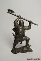 Tin soldier, figure. Russian warrior, XIV century 54 mm