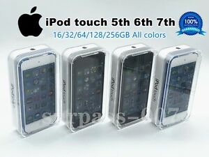 NEW Apple iPod Touch 5th 6th 7th Generation 16/32/64/128/256GB All colors-sealed