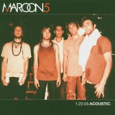 Maroon 5 / 1.22.03.Acoustic *NEW* CD