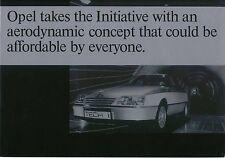 Opel tech 1 concept car 1981 original uk sales brochure