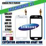 VITRE ÉCRAN TACTILE SAMSUNG GALAXY TREND DUOS ACE2X S7560 S7562 +  kit outils