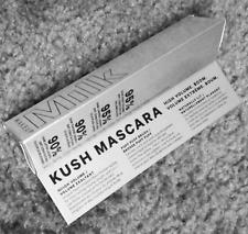 MILK MAKE UP KUSH BLACK HIGH VOLUME MASCARA 95% PEOPLE FOUND LONGER LASH NIB