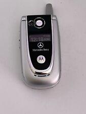 Mercedes Benz V600 Motorola Cell Phone
