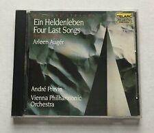 Strauss - Ein Heldenleben - Vienna Philharmonic / Previn (Telarc CD-80180)