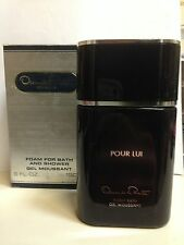 OSCAR DE LA RENTA POUR LUI FOAM FOR BATH AND SHOWER GEL MOUSSANT - 150 ml