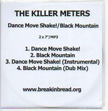 (215A) The Killer Meters, Dance Move Shake - DJ CD