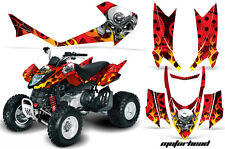Arctic Cat AMR Racing Graphics Sticker Kits ATV DVX 400/300 Decals DVX400 MAD RD