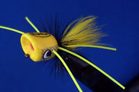 BoogleBug® Popping Bugs; Poppers For Bass & Panfish