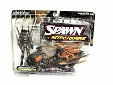 TODD MCFARLANE SPAWN NITRORIDERS~ AFTERBURNER  1999
