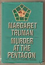 MURDER AT THE PENTAGON by Margaret Truman