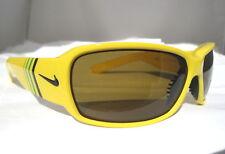 Nike Max Optics Sunglasses Ignite EV9318 701 Yellow Authentic Free Shipping