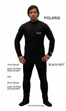 "Neopren Overall Tauchanzug ""Black SUIT 5mm"" Man L POLARIS"