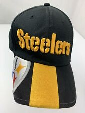 Pittsburgh Steelers Football NFL New Era Fitted L/XL Adult Ball Cap Hat