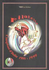 1999 Folder A.C. Milan Campione Italia Calcio 1998/99 Italy Football CU 4