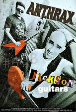 More details for jackson guitar advert -  - 1997.advertisement - anthrax