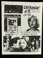 Marilyn Monroe Catalog # 3catalogue