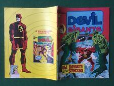 DEVIL GIGANTE n 9 Serie Cronologica Ed. Corno (1977) Fumetto