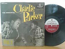 Charlie Parker,The Immortal Charlie Parker Vol1, London,LTZ C15104,Vinyl Jazz LP