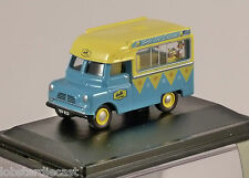 Oxford Diecast 76CA002 Bedford Ca Ice Cream Van Walls 1 76