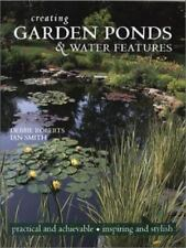 Creating Garden Ponds and Water Features-ExLibrary