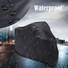 Motorradplane Abdeckplane XL Motorrad Abdeckung Cover Wasserdicht Schneefest DE