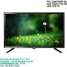 TCL L48D2700F 48 Inch 122cm Full HD LED LCD TV RRP$799.00