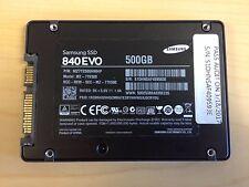 "Samsung 840 EVO 500GB Internal 2.5"" (MZ-7TE500HMHP) SSD"