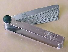 Helios 0606 133 Metric Inch Feeler Gauge Set .05 - 2mm, Samstag Sales!