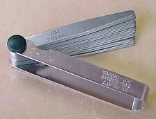 Helios 0606 133 Metric Inch Feeler Gauge Set .05 - 2mm, Samstag Sales!