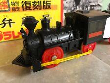 Tomy , BENKEI Steam Train ( new ) With Cow Catcher / Snow Plow & Signal
