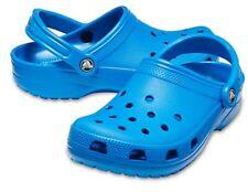 New Crocs Classic Adult Clogs, Men's, Size: M7W9, Blue NWT!