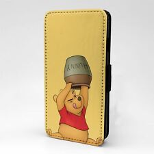 For Apple iPod Touch Flip Case Cover Winnie The Pooh - G1333