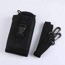 Walkie Talkie Bag Pouch Nylon Carry Case for Motorola GP328 GP338 GP88 GP340
