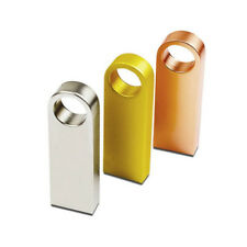 Mini Metal USB 2.0 Flash Drive Unique Custom Pendrive Photo Studio Business Gift