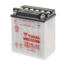 BATTERIA YUASA YB14L-A2 03/12 GILERA NEXUS / NEXUS E3 / NEXUS SP E3 500 06.51434