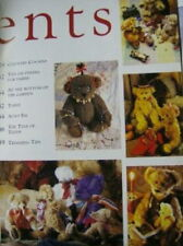 Step By Step Bear Making Book -Rose Hill -10 Bears Designs