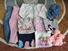 Baby bekleidung paket 10 Teile Mädchen 80 ?
