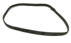 NOS US Camouflage Elastic Helmet Band Vietnam War Era Original