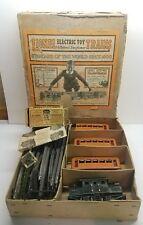 Pre-war Lionel Electric Train Set w/ ORIGINAL BOX! N0 96 Set Pullman