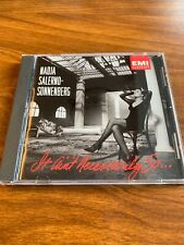 Nadja Salerno Sonnenberg - It Aint Necessarily So - Music Audio CD 18 Tracks...H