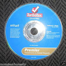 TURBOTAX 2009 TAX SOFTWARE