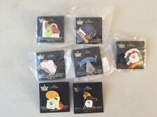 Lot Of 7 Salt Lake City SLC 2002 Winter Olympic Olympics 1997 Holiday Pins