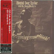 HOUND DOG TAYLOR - HOUND DOG TAYLOR AND THE HOUSEROCKERS 2007 JAPAN MINI LP CD