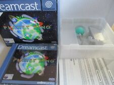 SEGA Dreamcast Planet Ring Microphone and Game OVP