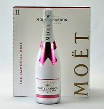 6 Flaschen Moet & Chandon Ice Imperial Rose 0,75l 12% Vol im Karton