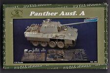 ROYAL MODEL 095 - PANTHER Ausf. A CONVERSION SET - 1/35 RESIN KIT